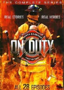 On Duty Firefighters: The Complete Series (DVD)