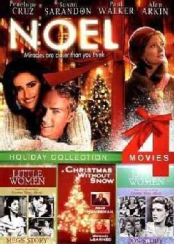 Noel/Xmas without Snow/Meg's Story/Jo's Story (DVD)