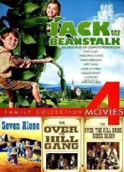 Jack and the Beanstalk/The Over-the-Hill Gang/The Over-the-Hill Gang Rides Again/Seven Alone (DVD)