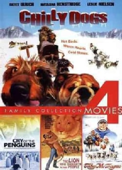 Chilly Dogs/Toby McTeague/The Lion Who Thought He Was People/Cry of the Penguins (DVD)