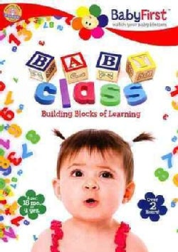 Baby Class: Building Blocks of Learning (DVD)