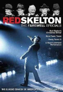 Red Skelton: The Farewell Specials (DVD)