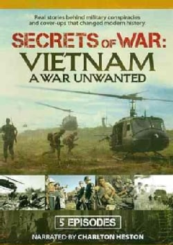 Secrets of War: Vietnam: A War Unwanted (DVD)