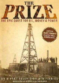 The Prize: An Epic Quest for Oil, Money & Power (DVD)