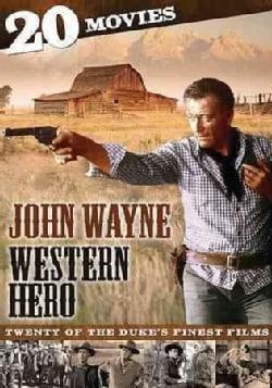 John Wayne: Western Hero: 20 Movie Collection (DVD)