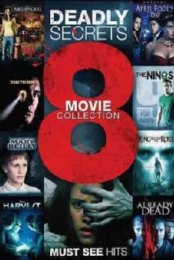 Deadly Secrets: 8 Movie Collection (DVD)