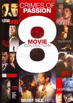 Crimes of Passion: 8 Movie Collection (DVD)