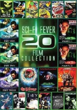 Sci-Fi Fever: 20 Film Collection (DVD)