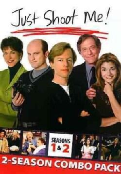 Just Shoot Me!: Seasons 1 & 2 (DVD)
