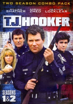 T.J. Hooker: Seasons 1 & 2 (DVD)
