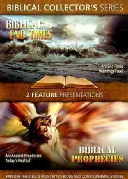Biblical Collector's Series: Biblical End Times & Biblical Prophecies (DVD)
