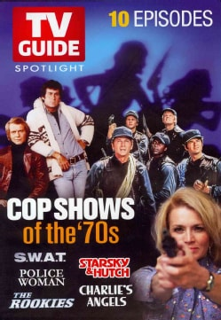 TV Guide Spotlight: Cop Shows of the '70s (DVD)