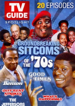 TV Guide Spotlight: Groundbreaking Sitcoms of the '70s (DVD)