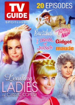 TV Guide Spotlight: Leading Ladies of Classic Comedy (DVD)