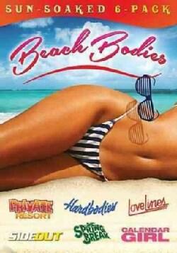 Beach Bodies: 6-Movie Set (DVD)