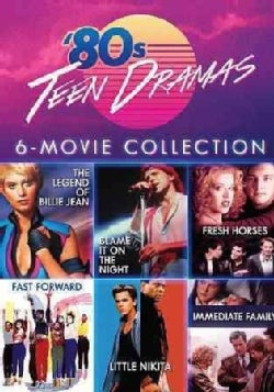 '80s Teen Dramas: 6-Movie Set (DVD)