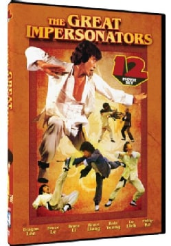 Great Impersonators: 12 Movie Collection (DVD)