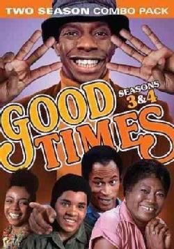 Good Times: Seasons 3 & 4 (DVD)