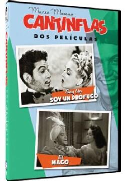 Cantinflas Double Feature: El Bolero de Raquel/Su Excelencia (DVD)