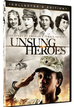 Unsung Heroes: The Story of America's Female Patriots (DVD)