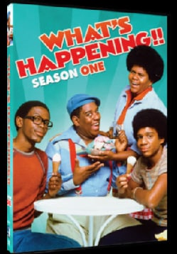 What's Happening!!: Complete Season 1 (DVD)