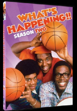 What's Happening!!: Complete Season 2 (DVD)