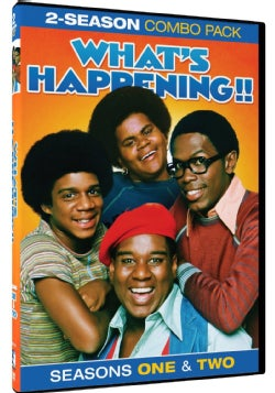What's Happening!!: Seasons 1 & 2 (DVD)