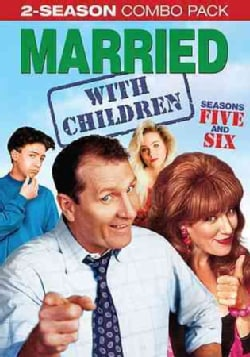 Married with Children: Seasons 5 & 6 (DVD)