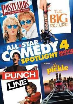 All-Star Comedy Spotligh: Four Movie Collection (DVD)