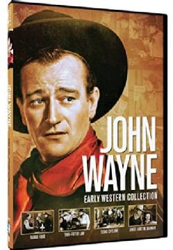 John Wayne: Early Westerns 4 Pack (DVD)