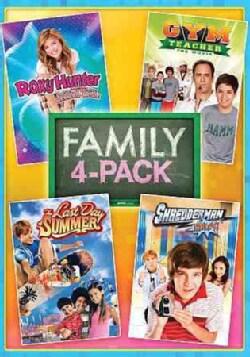 Family Four Pack (DVD)