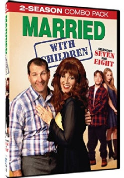 Married with Children: Seasons 7 and 8 (DVD)