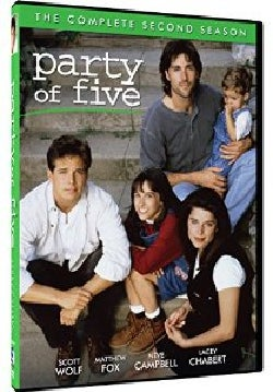 Party of Five: Season 2 (DVD)
