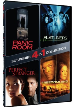 4-in-1 Suspense Collection (DVD)