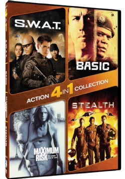 4-in-1 Action Collection (DVD)