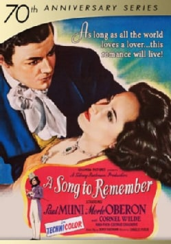 A Song To Remember (70th Anniversary) (DVD)