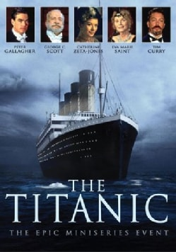 The Titanic: The Miniseries Event (DVD)