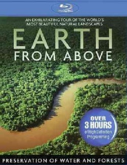 Earth From Above: Preservation Of Water And Forests (Blu-ray Disc)