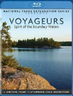 National Parks Exploration Series: Voyageurs National Park: Spirit of the Boundary Waters (Blu-ray Disc)
