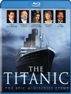 The Titanic: The Miniseries Event (Blu-ray Disc)