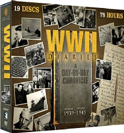 WWII Diaries: The Complete Series (DVD)