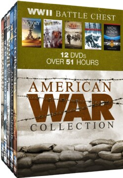 American War Collection: WWII Battle Chest (DVD)