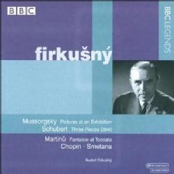 Rudolf Firkusny - Schubert: Three Pieces D946