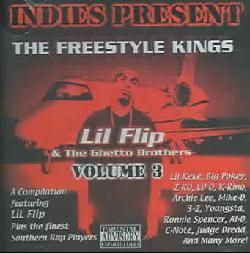 Lil' Flip - Freestyle Kings Vol 3