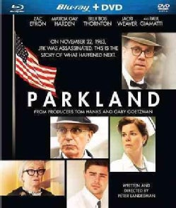 Parkland (Blu-ray/DVD)