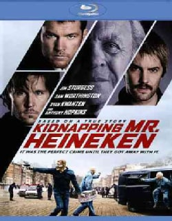 Kidnapping Mr. Heineken (Blu-ray Disc)