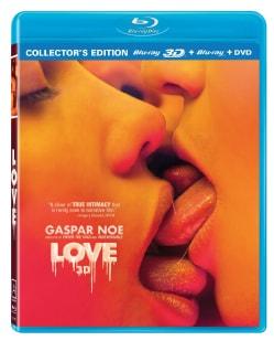 Love 3D (Blu-ray Disc)