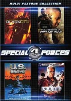 4 Film Special Forces Set (DVD)