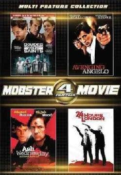 4 Film Mobster Movie Set (DVD)