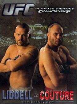 Liddell vs. Couture: The Trilogy (DVD)